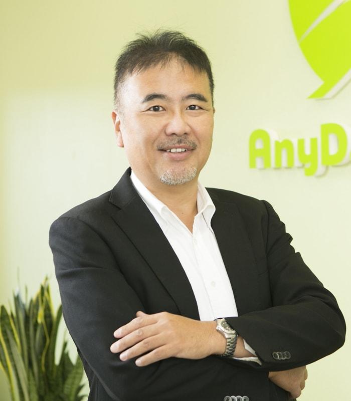 AnyDayStudy代表 大澤守